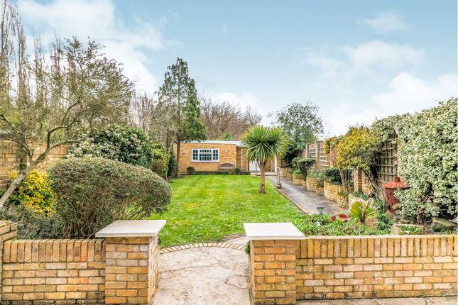Garden of Assher Road, Walton-On-Thames KT12