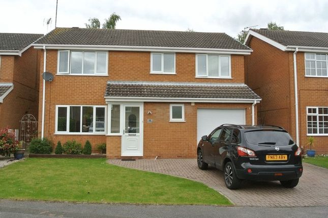 Thumbnail Detached house for sale in Quarry Road, Ravenshead, Nottingham
