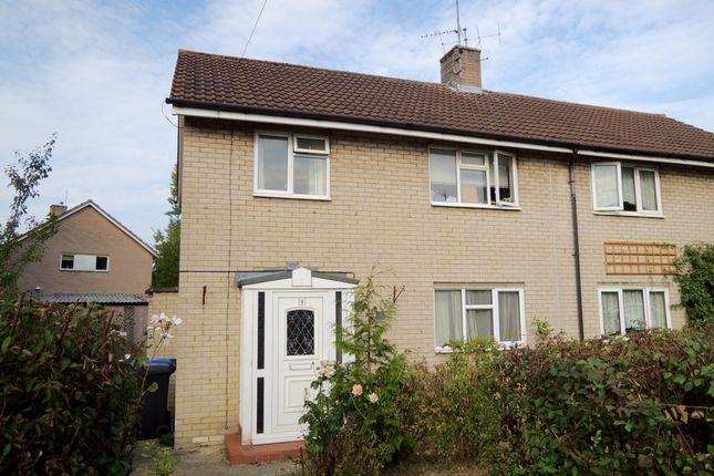 Thumbnail Semi-detached house to rent in Mount Way, Welwyn Garden City