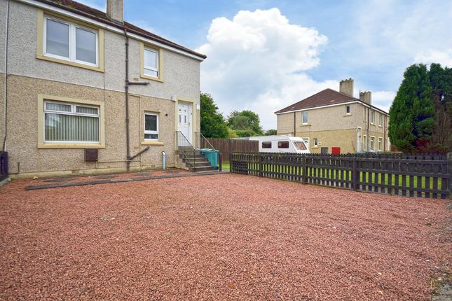 Thumbnail Flat for sale in Northmuir Drive, Wishaw