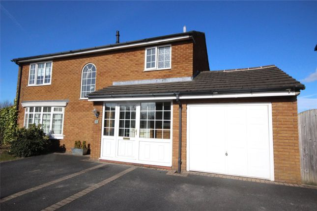 Thumbnail Detached house for sale in 1 Newfield Park, Carlisle, Cumbria