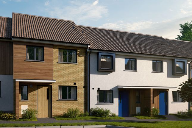 Thumbnail Terraced house for sale in Spring Acres, Longwell Green, Bristol