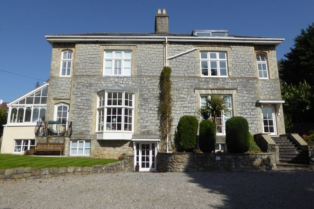 Thumbnail Flat for sale in Park Street, Bridgend
