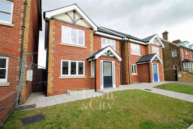 Thumbnail Detached house for sale in Old Road West, Northfleet, Gravesend