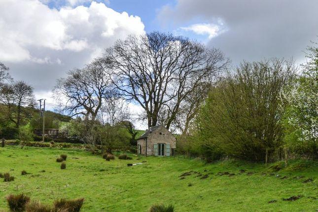 Thumbnail Barn conversion for sale in Brassington, Matlock