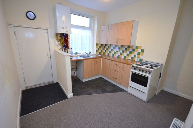 Rear Kitchen of Lloyd Street, Darwen, Lancashire BB3