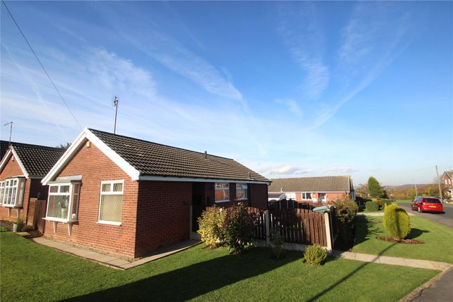 Thumbnail Detached bungalow for sale in Greenacre Road, Upton, Pontefract