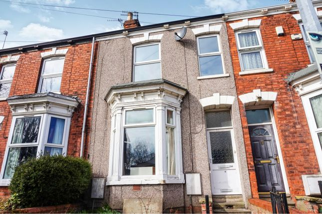 Front of 94 Cartergate, Grimsby DN31