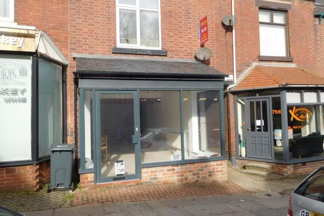 Thumbnail Restaurant/cafe to let in 758 Ecclesall Road, Sheffield
