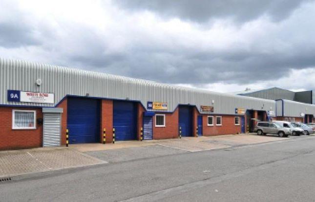 Thumbnail Light industrial to let in Goldthorpe Industrial Estate, Commercial Road, Goldthorpe, South Yorkshire