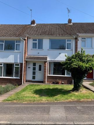 Thumbnail Terraced house to rent in Hopton Close, Mount Nod, Coventry