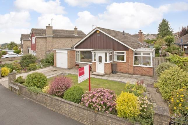 Thumbnail Bungalow for sale in Farfield Avenue, Knaresborough, North Yorkshire