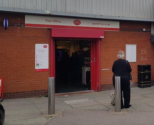 Retail premises for sale in Haydock Street, Merseyside