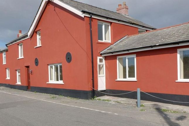 Thumbnail Detached house for sale in Bishton, Newport