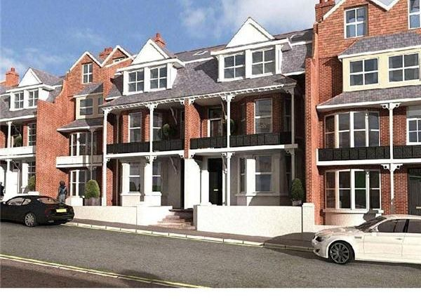 Thumbnail Flat for sale in Island Crescent, Newquay