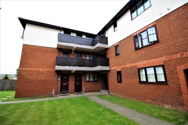 Thumbnail Studio to rent in Leeward Court, St Andrews Rd, Felixstowe
