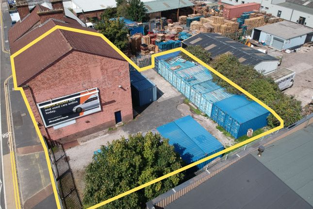 Thumbnail Land for sale in New Chester Rd, Birkenhead