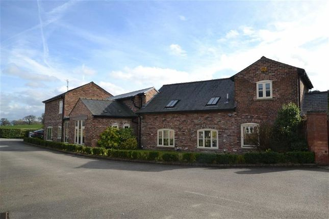 Thumbnail Barn conversion for sale in Adlington Road, Wilmslow, Cheshire