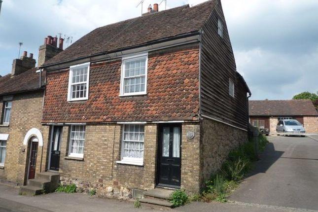 Thumbnail Cottage to rent in High Street, Seal, Sevenoaks