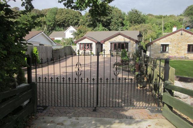 Thumbnail Detached bungalow for sale in Riverside, Angarrack, Hayle