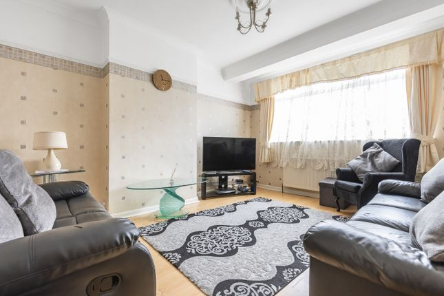 Thumbnail End terrace house for sale in Bearstead Rise, London