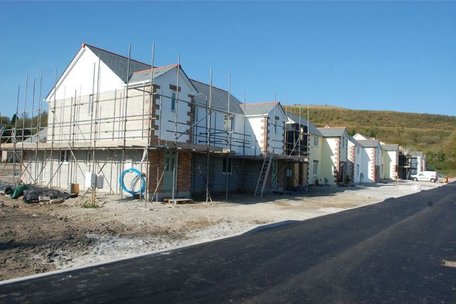Thumbnail Semi-detached house for sale in Plot 7A Wheal Rose, Roche Road, Bugle, Cornwall