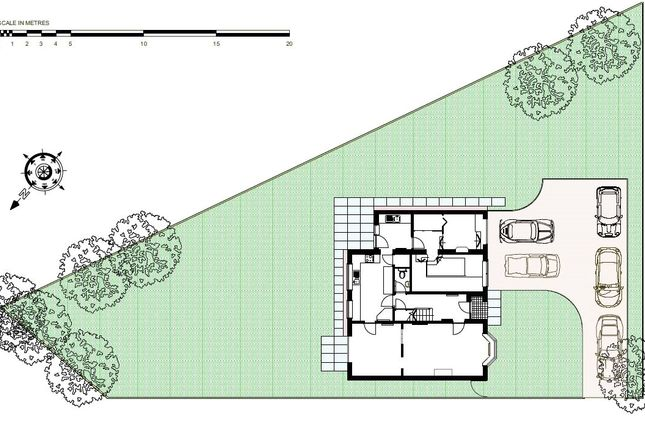 Site Plan of Hopefield Green, Rothwell, Leeds, West Yorkshire LS26
