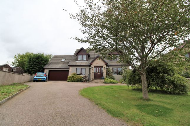 Thumbnail Detached house for sale in Gordon Place, Rothienorman Inverurie