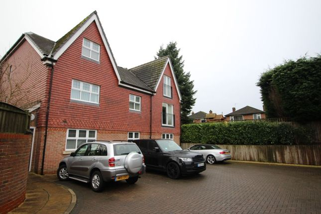 Thumbnail Flat to rent in Ack Lane West, Cheadle Hulme, Cheadle