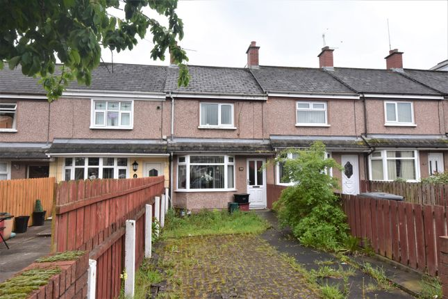 Thumbnail Terraced house to rent in Stratford Gardens, Belfast