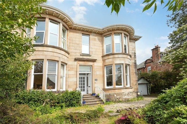 Thumbnail Detached house for sale in The Loaning, Duchal Road, Kilmacolm