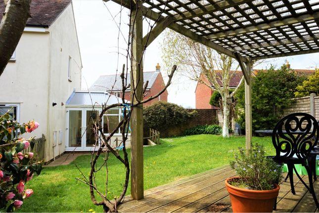 Garden of Gundry Road, Bridport DT6