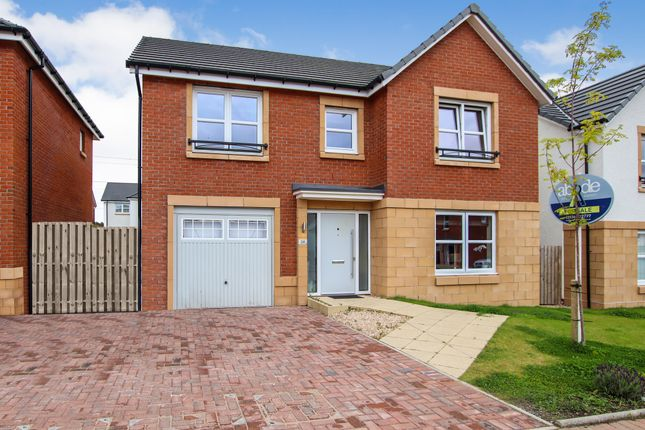Thumbnail Detached house for sale in Archerfield Crescent, Motherwell