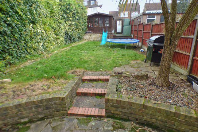 Garden of Brookside, East Barnet EN4