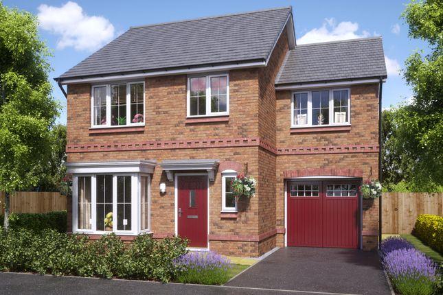 Thumbnail Detached house for sale in Heathfield Lane, Darlaston