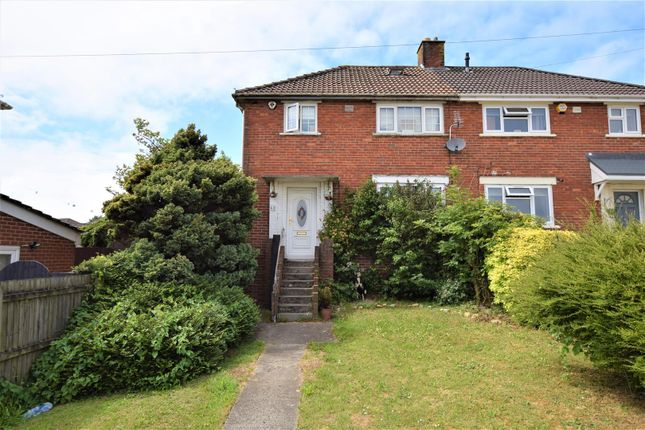 Thumbnail Semi-detached house for sale in Merthyr Dyfan Road, Barry