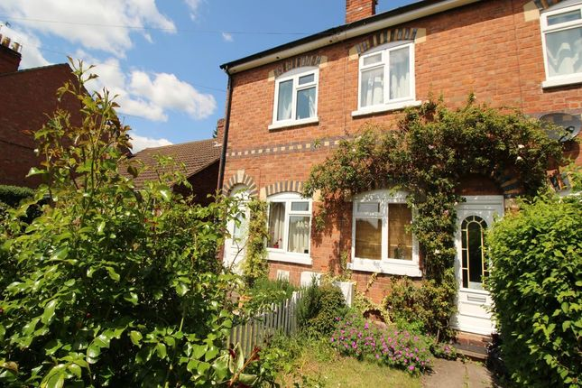Thumbnail Terraced house for sale in Grosvenor Walk, Worcester