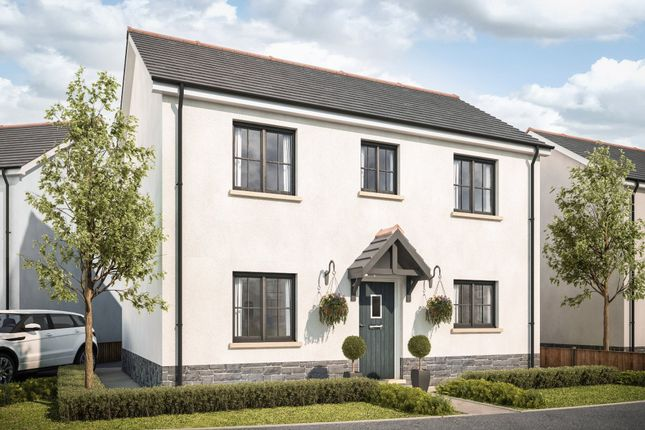 Detached house for sale in Bro Mebyd, Bancffosfelen, Llanelli