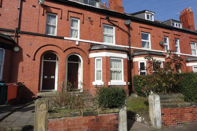 Thumbnail Property to rent in Wellington Road, Withington, Manchester