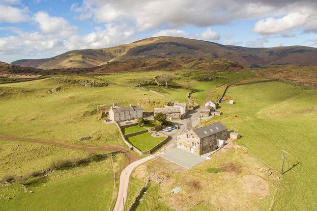 Thumbnail Farmhouse for sale in High Lowscales, Duddon Valley, Millom, Cumbria