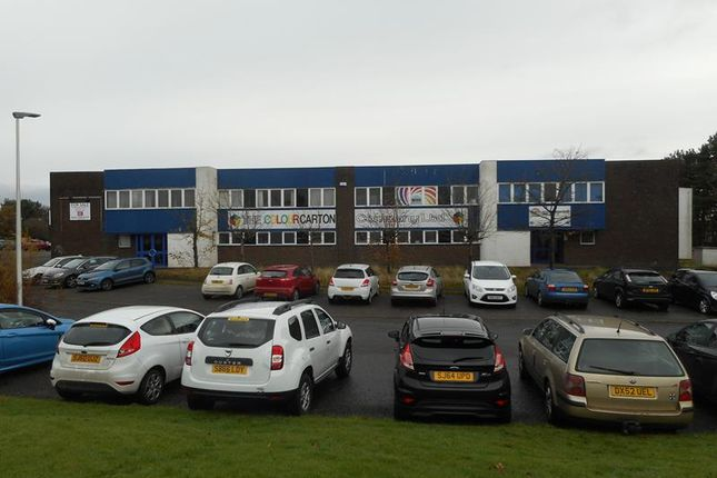 Thumbnail Light industrial for sale in 14 - 16 Lithgow Place, East Kilbride