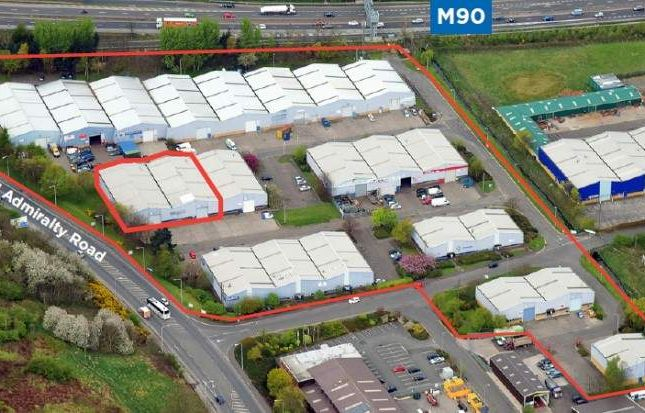 Thumbnail Light industrial to let in Unit 13/14 Belleknowes Industrial Estate, Inverkeithing, Fife
