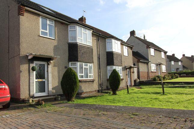 Thumbnail Semi-detached house to rent in Royal Road, Mangotsfield, Bristol