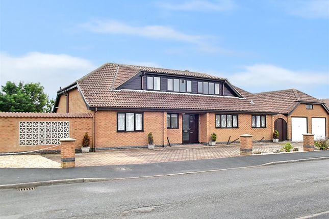 4 bed detached bungalow for sale in Sandilands Close, Sandilands, Lincs.