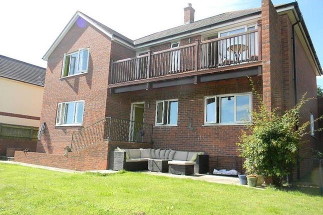 Thumbnail Detached house for sale in Bream Road, Whitepool, St. Briavels, Lydney