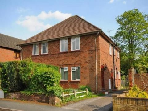 Thumbnail Maisonette for sale in Cromwell Road, Camberley