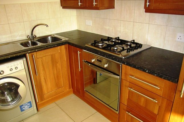 Kitchen of Sicey House, Firth Park, Sheffield S5