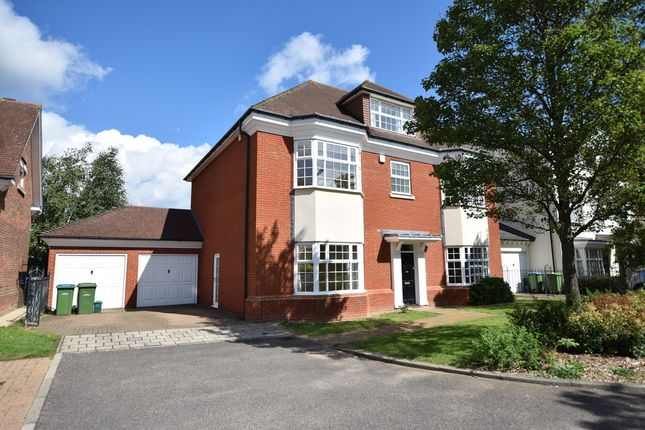 Thumbnail Detached house to rent in Jennings Close, Surbiton