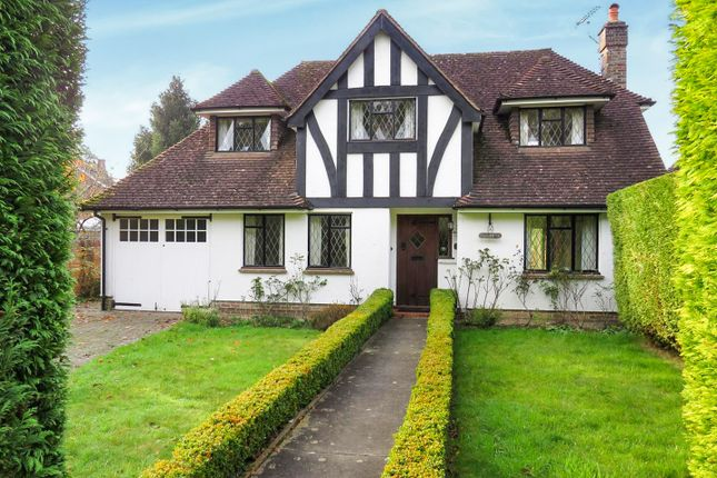 Thumbnail Detached house for sale in Hickmans Lane, Lindfield, Haywards Heath