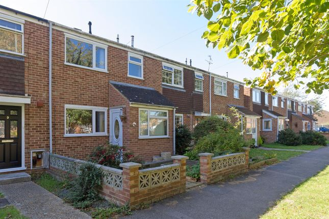 Thumbnail Terraced house for sale in Hutchings Close, Sittingbourne
